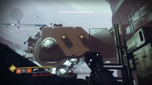 Destiny 2 Inverted Spire Strike Guide | Destiny 2 - GameA